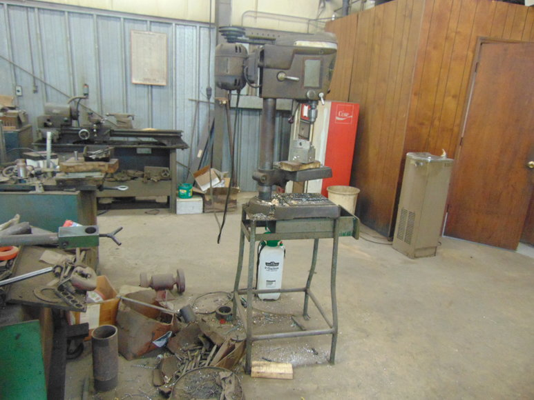 Auction of Machine Shop Equipment and Tools in Wadesboro, NC