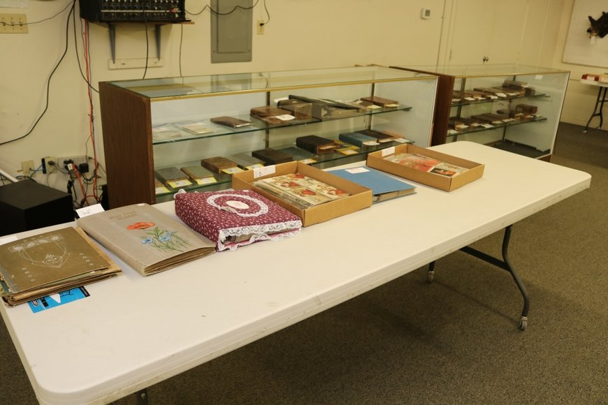 Antique Book, Postcard and Ephemera Auction: 6-27-19