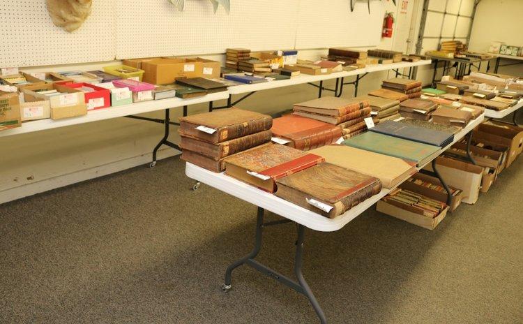 Antique Book, Postcard and Ephemera Auction: 6-27-19