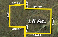 8± Acres of Land & Home Site, Marshall County