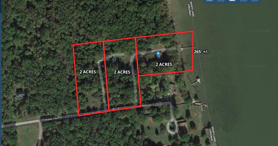 Image for 3 BR/3 BA Potomac Riverfront Home on 6 +/- Acres in Stafford County, VA--SELLS to the HIGHEST BIDDER!!