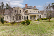 For Sale - 5BR/7BA Custom French Provincial Estate In VA Wine Country - 2621 Coopers Ln., Charlottesville, VA 22902