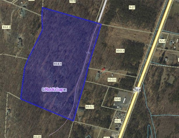 Land Auction!  Online Only Reserve Auction of 20.00 Acres!