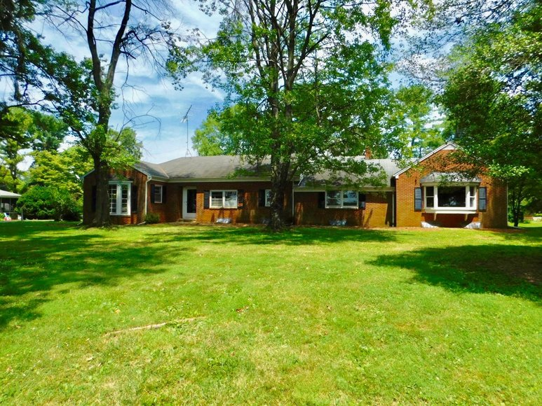 Image for 5 BR/3.5 BA Brick Home on 1.1 +/- Acres in the Town of Orange, VA
