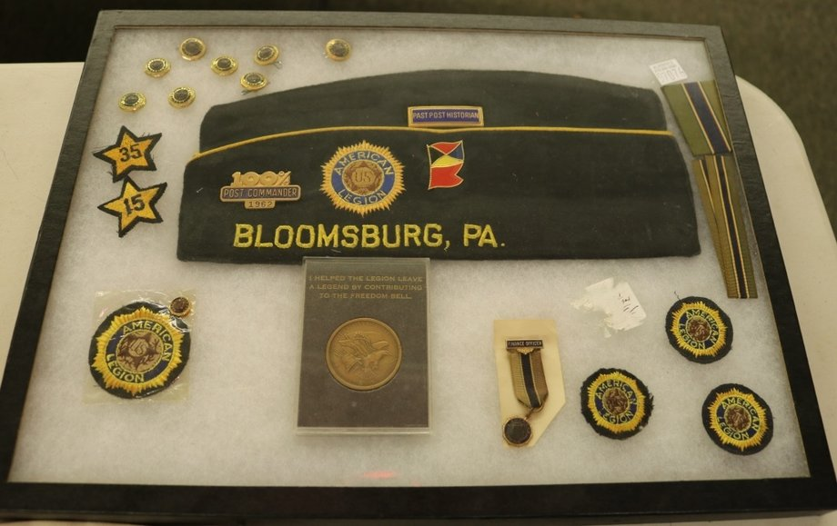 Gallery Auction with Military: 8-29-19