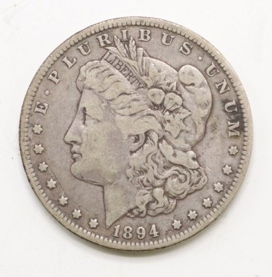 Live and Online - Coin and Currency Auction: 9-3-19