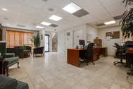 SOLD - Commercial office/retail space in heart of McLean! 6,080 sq ft available in variety of configurations!
