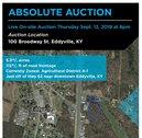 Absolute Auction 5.3+/- Acres Eddyville KY
