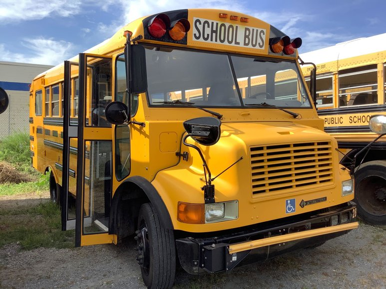 Image for School Buses Auction (ONLINE ONLY)
