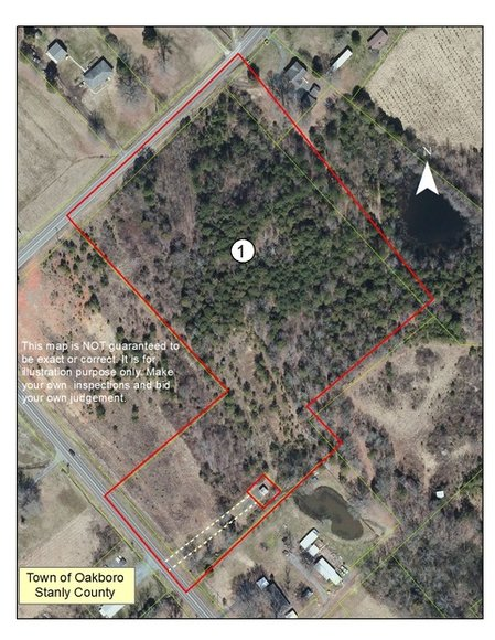 Commercial Property in Stanly County, North Carolina