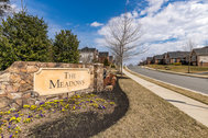 Gorgeous Brick Single Family Home in The Meadows in Ashburn