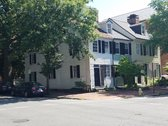 UNDER CONTRACT - $565,000 - End-unit townhome walking distance to the best shopping, dining, and waterfront activities in Historic Old Town Alexandria!