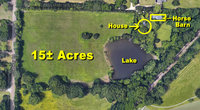 15± Acres of Land & Home - 4200 Broadway Rd, Bartlett TN 38002