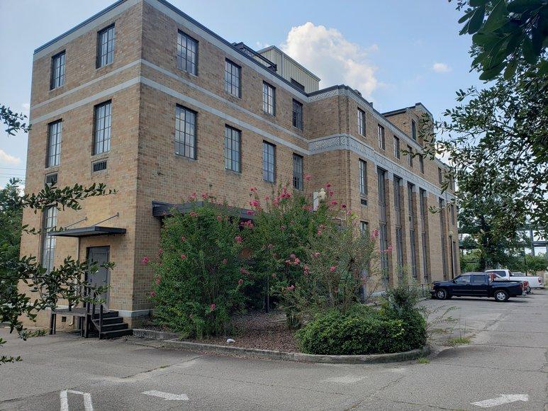 Administrative Building in Downtown Rockingham, NC Sealed Bid Sale