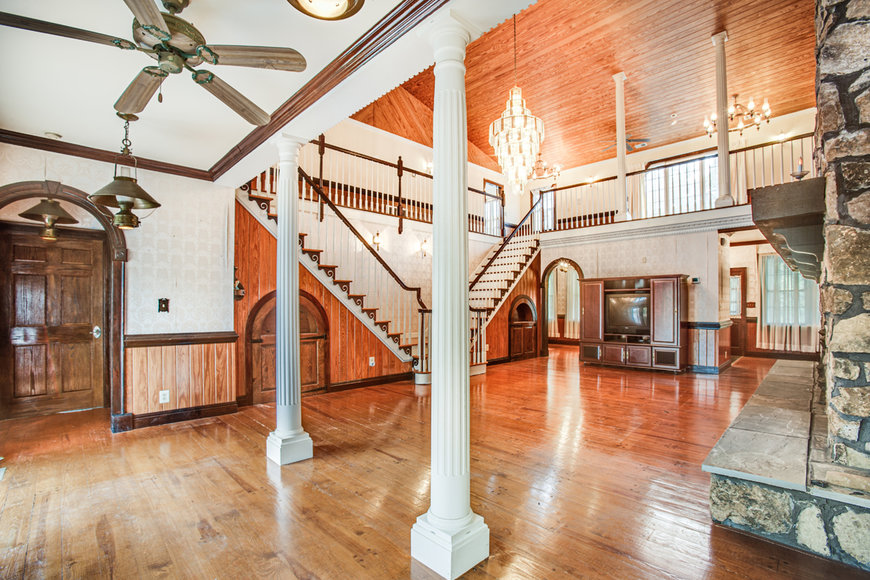 Image for Stately 5 BR/4.5 BA Home w/In-Law Suite on 38.9 +/- Acres in Louisa County, VA