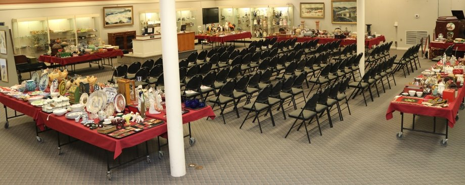 Gallery Auction with Nautical Items and Tools: 9-26-19