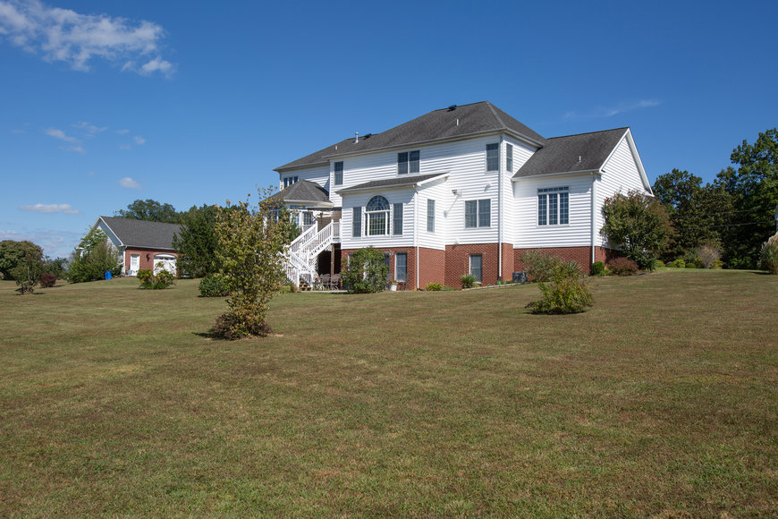 Image for Stately 5 BR/5.5 BA Home on 3.5 +/- Acres in Albemarle County, VA--SELLING to the HIGHEST BIDDER!!
