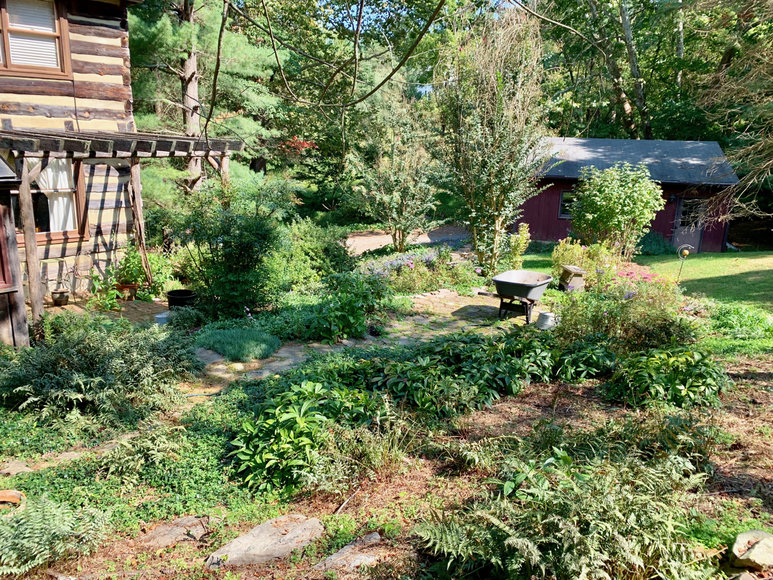 Image for Historic 2 BR/2 BA Log Cabin on 6 +/- Acres in Loudoun County, VA