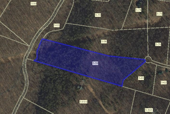 Land Auction! Treeland Hills Subdivision Lots 20 and 21 9.08 Acres!  Online Only Auction!