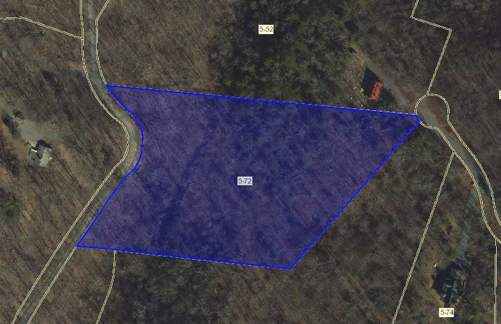 Treeland Hills Subdivision Lots 17 and 33 5.62 Acres Online Only Auction