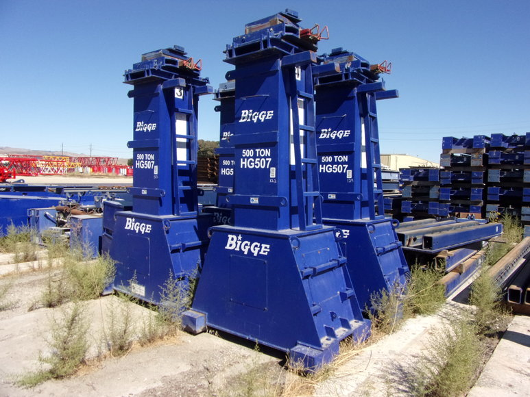 Image for Bigge Crane & Rigging Co. Asset Realignment Auction | World's Largest Heavy-Lift & Transport Auction
