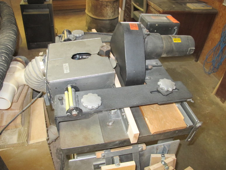 Image for ABSOLUTE AUCTION: Complete Liquidation of Meade's Cabinet Shop (Forest, VA)