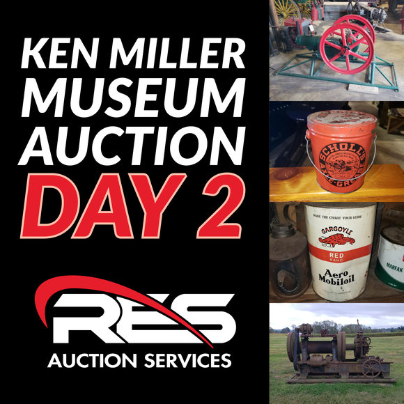 Ken Miller Museum Auction: Day 2