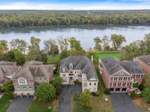 FOR SALE - $1,200,000 - Spectacular 7,700 sq ft showpiece overlooks River Creek golf course and Potomac River!