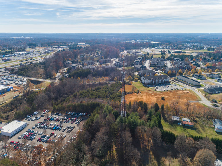 8.83+/- Acres of Land Approved for 170+/- Apartments in Winston-Salem, Selling Regardless of Price In Excess of $299,000.00