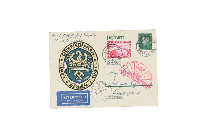 Live and Online - Stamp Auction: 11-7-19