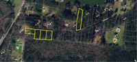 Offering 12 - Entirety - One (1) Waterfront Home Site On Milford Haven Bay & Four (4) Interior Building Lots – 98 Hicksville Rd., Hudgins, VA 23076