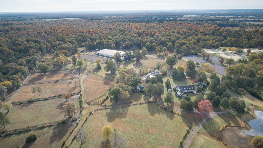 Image for 34.5 +/- Acres w/20 Stall Barn and Indoor & Outdoor Riding Rings in Culpeper County, VA--SELLS to the HIGHEST BIDDER!!
