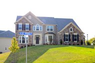 SOLD - $675,000 - Bright, spacious, and open home on a corner lot just off Braddock Rd in Loudoun County!