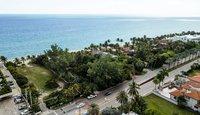 Oceanfront Estate Lot in Exclusive Golden Beach, FL