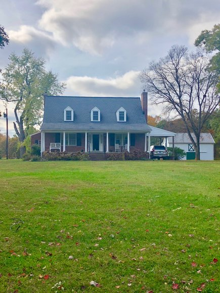 Image for 3 BR/2 BA Brick Home w/Large Barn, Riding Ring & Pond on 21.8 +/- Fenced Acres in Louisa County, VA