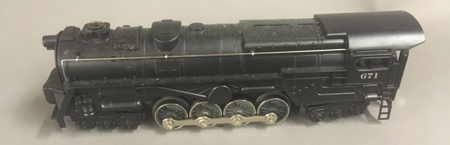 Gallery Auction with Trains: 11-21-19