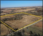 SALE PENDING - Parcel 2 - Madison Co., IA - 40 Ac., m/l (000-3528-02)