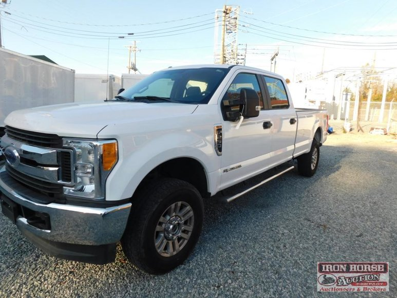 Bankruptcy Auction of Late Model Heavy Duty Pickup Trucks, Late Model Kaufman Trailers & Enclosed Trailers