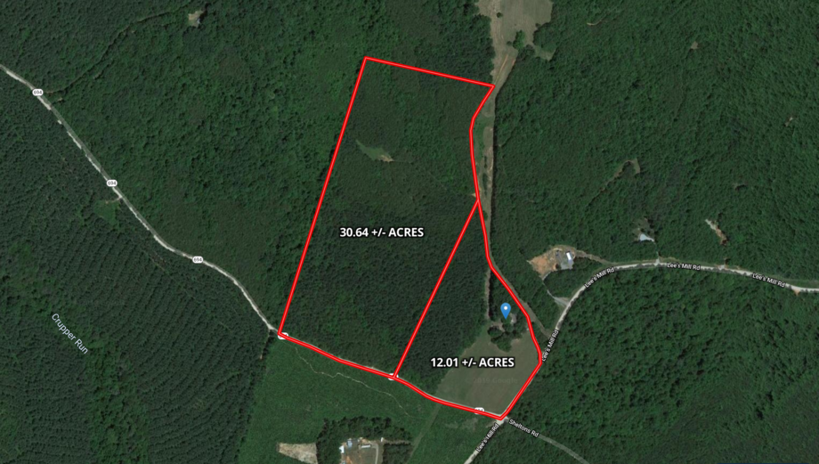 Image for 30 +/- Acre Timber Tract in Lunenburg County, VA--ONLINE ONLY BIDDING!!