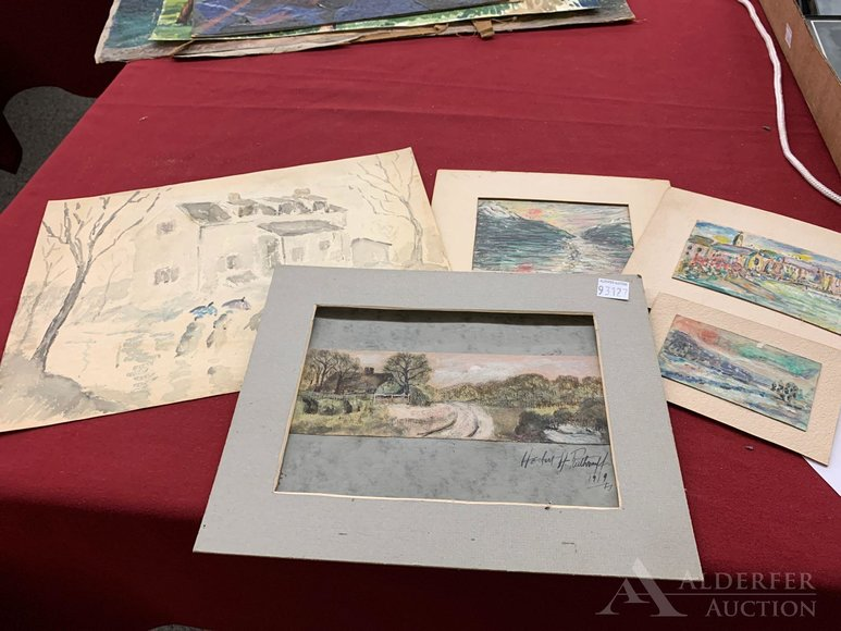 Discovery Art Auction: 12-11-19