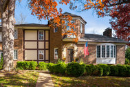 FOR SALE - $1,649,900 - English Tudor on double-sized lot in Belle Haven, just 15 minutes to Pentagon or DC!