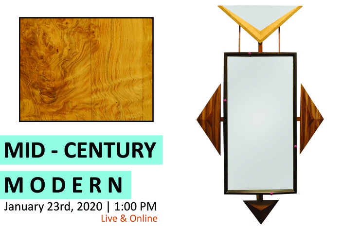 Mid-Century Modern | January 23 @ 1:00PM