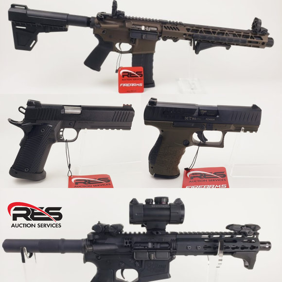 Firearm, Tool and Toy Consignment Auction