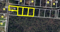 Offering 5: Offerings 1-4 - Four (4) Interior Residential Building Lots Near Gwynn's Island