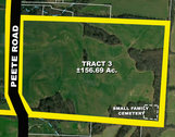 Tract 3 - 156± Acres of Land