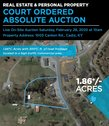 Rainbow Hill Absolute Real Estate & Personal Property Auction