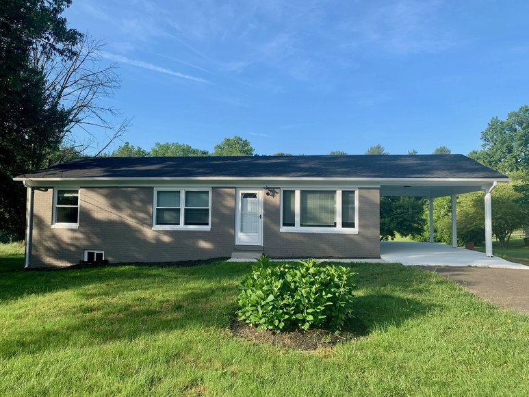 Image for Completely Renovated 3 BR/2 BA Brick Home on 1.3 +/- Acres in Culpeper County, VA