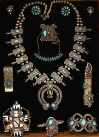 Native American Single Owner Collection   March 19, 2020 at 10:00 AM