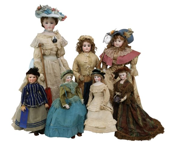 Catalog of Antique and Other Fine Dolls   April 1, 2020 at 10:00 AM