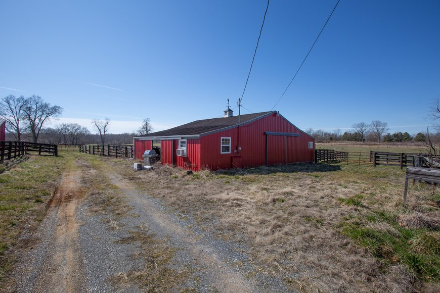 Image for 105 +/- Acres of Farm Land w/Outbuildings, Fencing, Waterers & More!!--Clarke County, VA